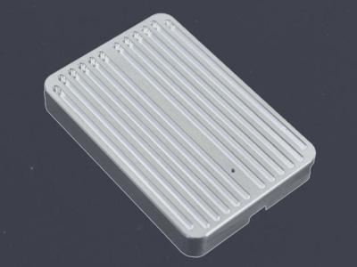 Gehäuse integrierte Tastaturen Edelstahl Aluminium Kunststoff