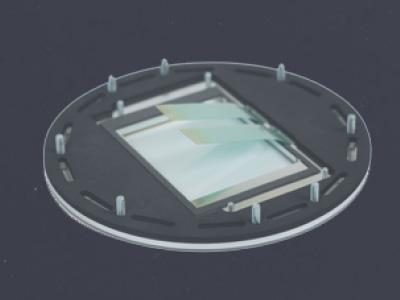Druck-in Elemente Trägerplatte Tastatur Einpressbolzen Braille Dichtungen