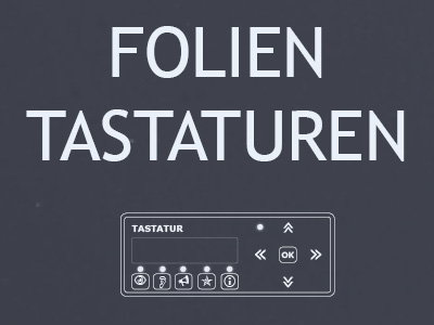 Folientastaturen