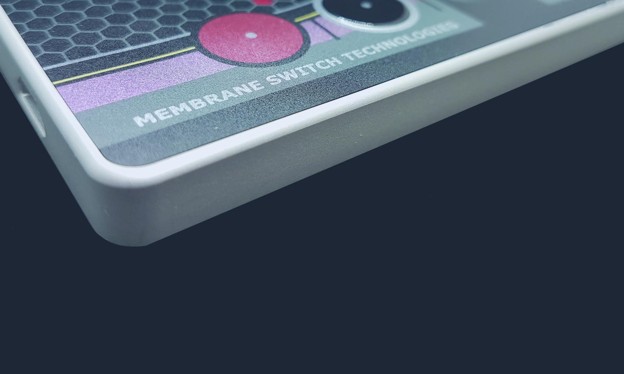 Gehäuse und Tastatur integriert für jede Anwendung das Richtige