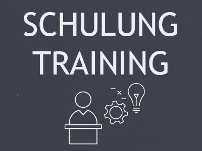 Schulungen und Trainings
